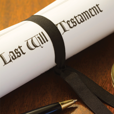Estate Planning Basics: 1 Wills Thumbnail