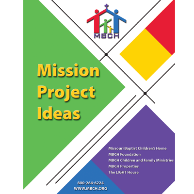 Mission Project Ideas Booklet Thumb