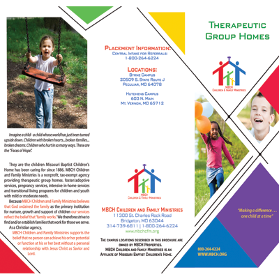 Therapeutic Group Homes Thumb